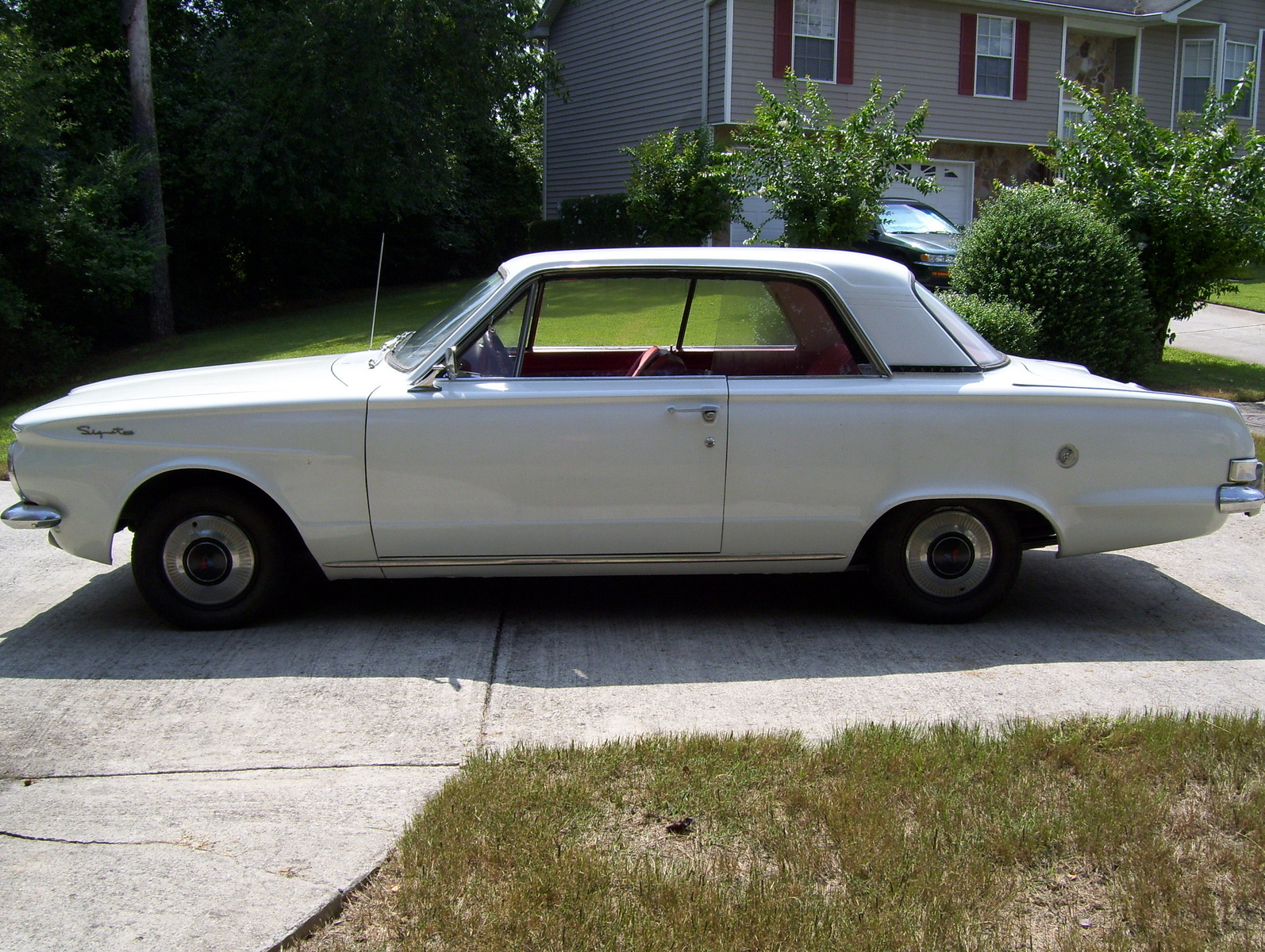 Plymouth Valiant Questions - How much would my 1963 plymouth valiant ...
