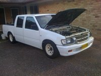 1999 Holden Rodeo Overview