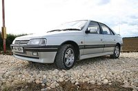 Picture of 1997 Peugeot 405, exterior, gallery_worthy