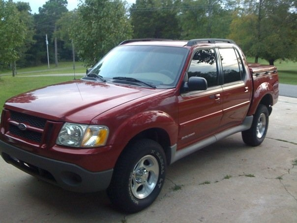 2002 Ford Explorer Sport Trac Crew Cab, Doras Swag [ON] OFF, exterior, gallery_worthy