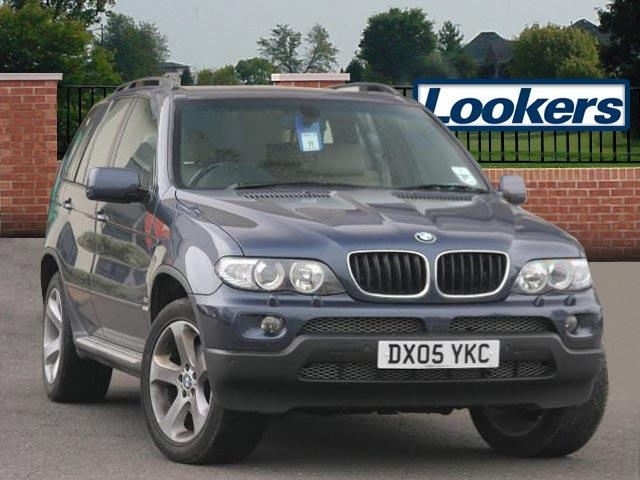 Picture of 2005 BMW X5
