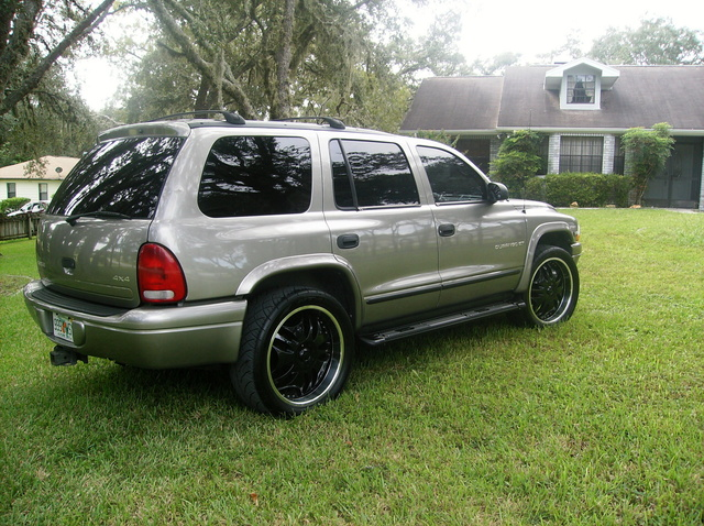 1999 Dodge Durango - Pictures