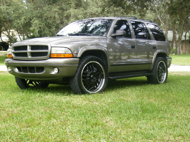 Dodge Durango Dr Slt Wd Suv Pic X on 1999 Dodge Dakota Value