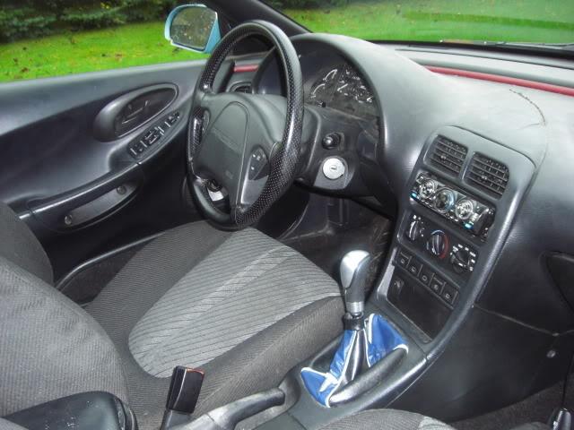 1993 Ford Probe Interior Pictures Cargurus