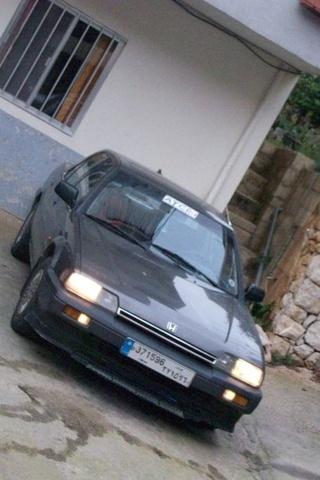 Picture of 1987 Honda Accord, exterior
