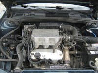 1988 Chrysler Dynasty, engine, engine