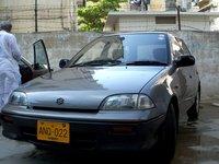 1996 Suzuki Cultus Overview