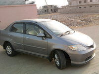 2004 Honda City Overview