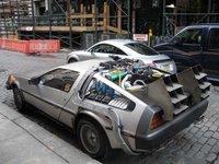 1983 DeLorean DMC-12 Overview