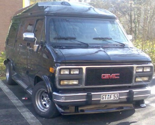 1992 gmc vandura pictures cargurus. Black Bedroom Furniture Sets. Home Design Ideas