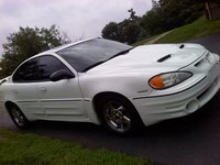 2003 Pontiac Grand Am GT picture, exterior