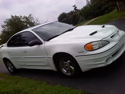 2003 Pontiac Grand Am GT picture