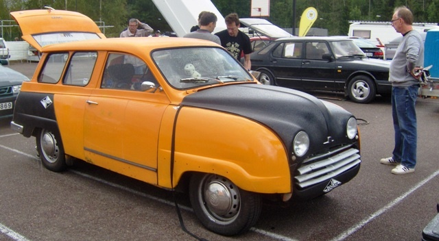 Picture of 1962 Saab 96