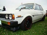 1980 Toyota Corolla E5, 1980 Corolla Coupe, exterior