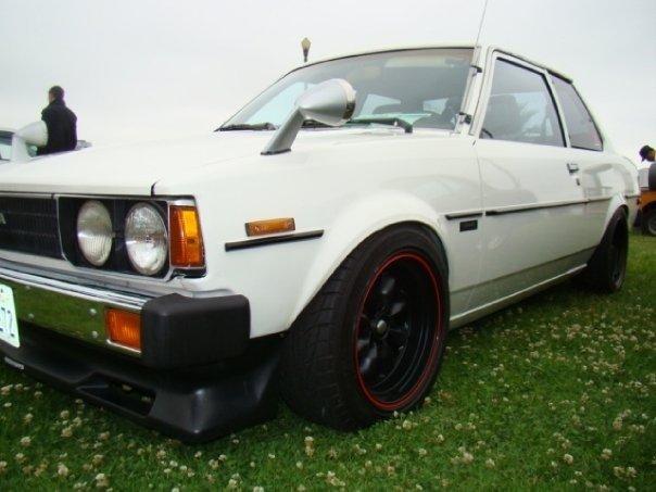 1980 toyota corolla e5 1980 corolla coupe exterior