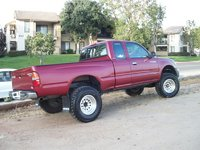 1998 Toyota Tacoma 2 Dr V6 Extended Cab SB picture, exterior