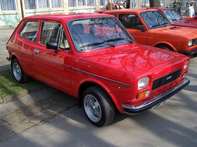 Picture of 1973 FIAT 127, exterior, gallery_worthy