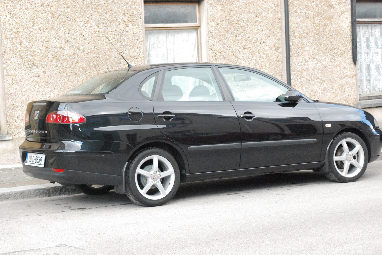 Picture of 2008 Seat Cordoba, exterior
