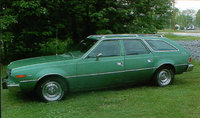 1974 AMC Hornet Overview