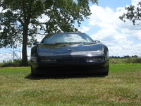 1992 Chevrolet Corvette Coupe, 1992 Chevrolet Corvette 2 Dr STD Hatchback picture, exterior