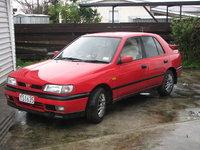 1994 Nissan Pulsar, Pulsar X1R, exterior
