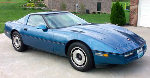 Picture of 1987 Chevrolet Corvette, exterior