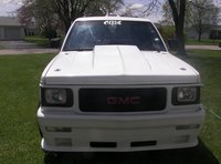 Picture of 1991 GMC S-15 Jimmy 4 Dr SLE SUV 4WD, interior