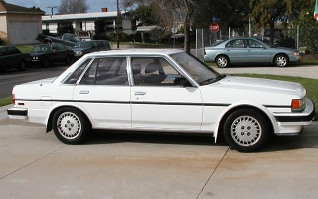 Picture of 1985 Toyota Cressida