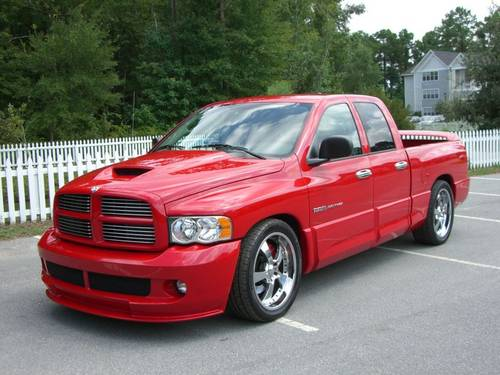 2006 Dodge Ram SRT-10 Quad Cab picture, exterior