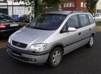 1999 Opel Zafira Overview