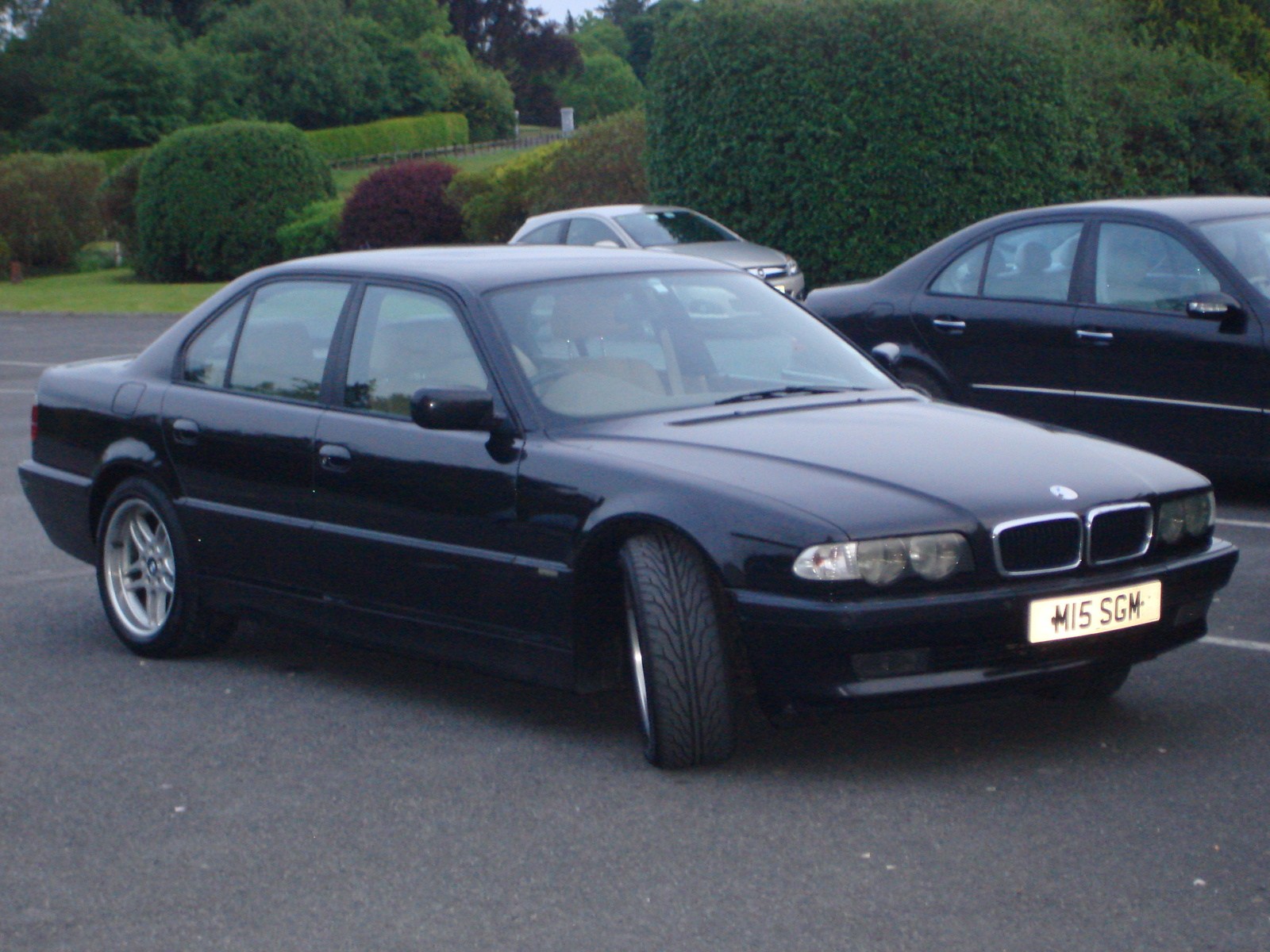 1999 Bmw 7 Series Pictures Cargurus
