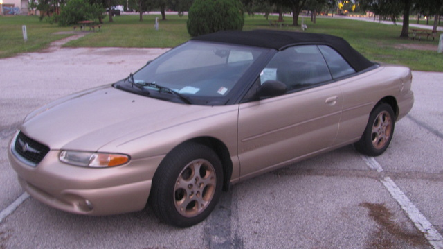 Picture of 2000 Chrysler Sebring JXi Convertible, exterior