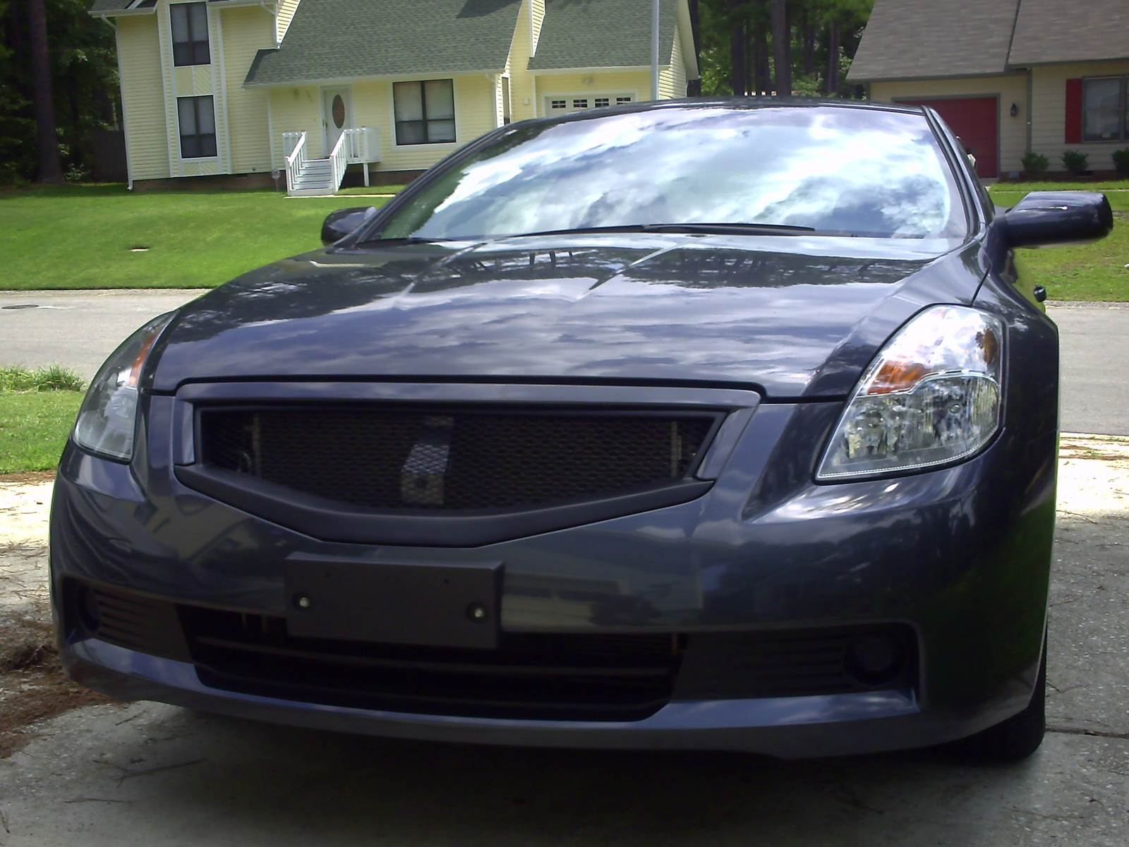 2008 nissan altima coupe exterior pictures cargurus. Black Bedroom Furniture Sets. Home Design Ideas