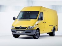 2008 Mercedes-Benz Sprinter Overview