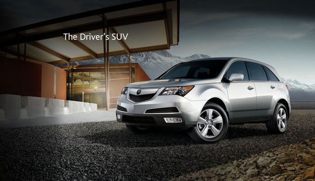 Picture of 2010 Acura MDX Advance Pkg, exterior