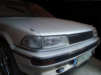 Picture of 1990 Toyota Corolla DX, exterior