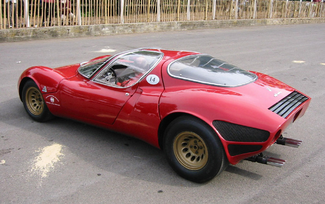 Picture of 1983 Alfa Romeo 33
