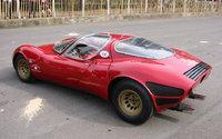 1983 Alfa Romeo 33 Overview