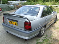 1992 Vauxhall Carlton Overview