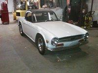 1971 Triumph TR6 Overview