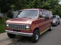 Picture of 1990 Ford E-Series E-350 STD Econoline Cargo Van, exterior, gallery_worthy