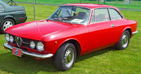 1961 Alfa Romeo 2000 Overview
