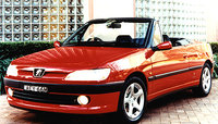 Picture of 1995 Peugeot 306, exterior