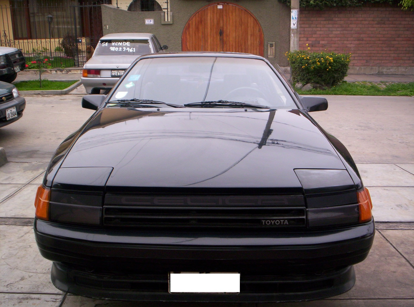 Picture of 1986 Toyota Celica GT coupe, exterior