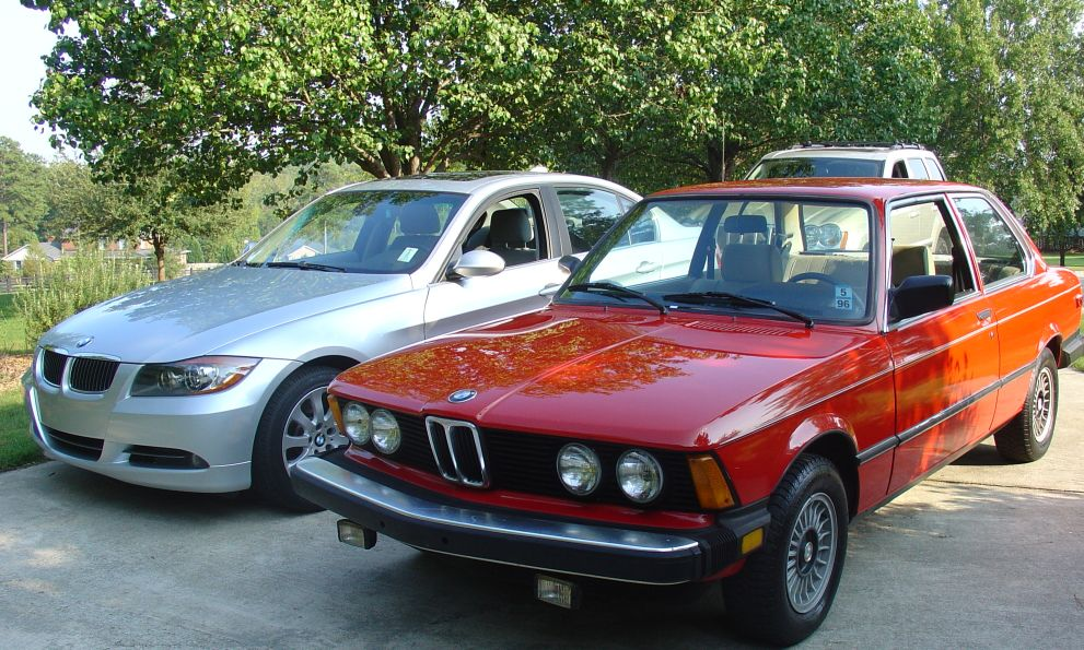 1980 BMW 3 Series picture