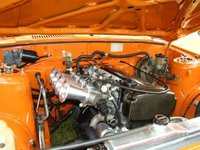 Picture of 1983 Toyota Corolla DX, engine