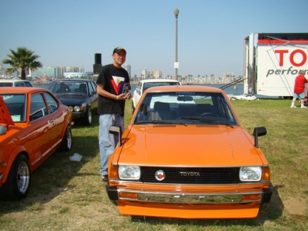 1983 Toyota Corolla DX, 3rd Place T.O.R.C. (Best old School Corolla Category), exterior, gallery_worthy