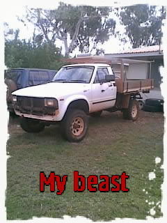 Picture of 1983 Toyota Hilux