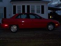 Picture of 1997 Oldsmobile Achieva 4 Dr SL Sedan, exterior