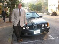 1988 BMW 6 Series Overview